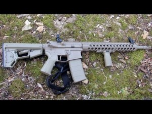 MILTAC Industries Alpha Series 5.56 Carbine