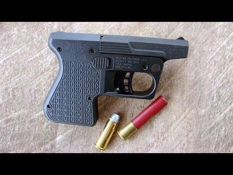 PS1 Pocket Shotgun Pistol