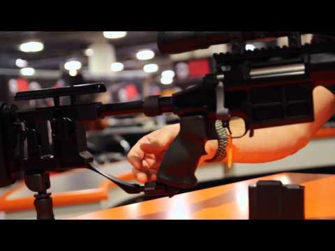 SHOT Show 2014 - Caracal
