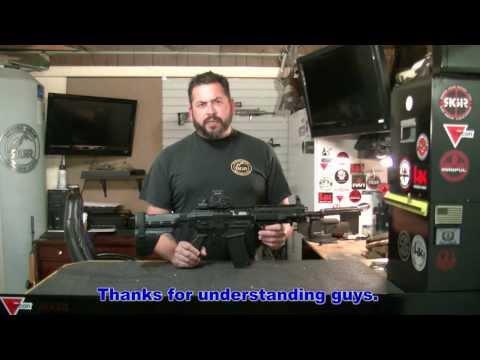 SIG556 Classic SWAT