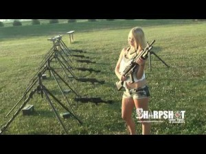 Skin and Guns – M249 Machine Guns