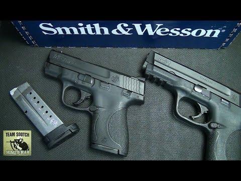 S&W M&P Shield 9mm Pistol