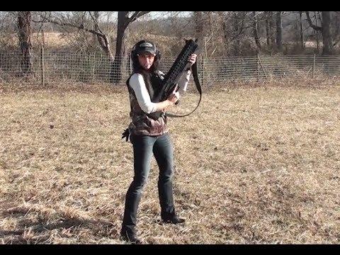 UTAS UTS-15 12 Gauge Shotgun