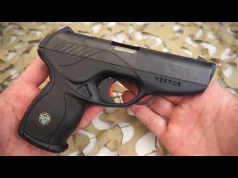 Vektor CP1 9mm Pistol