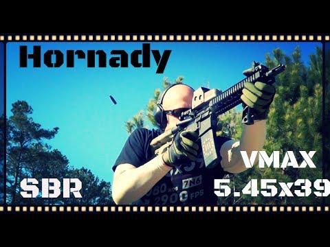 Ammo Test – Hornady 5.45x39 V-MAX