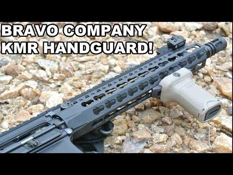 BCM KMR KeyMod Handguard