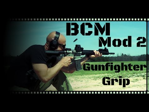 BCM Mod 2 Gunfighter Grip
