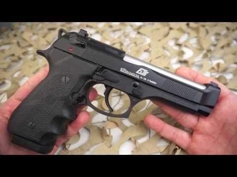 Beretta 92FS Brigadier Elite