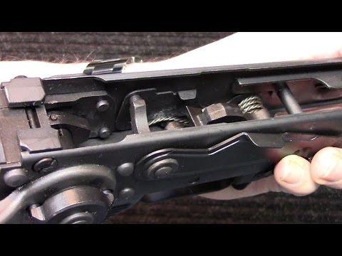 Century M70AB2 Rifle – Tapco Retaining Plate Installation
