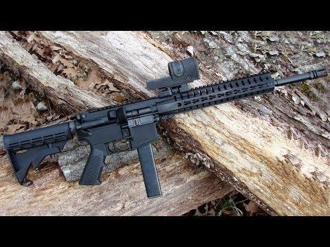 CMMG Mk9 T Rifle