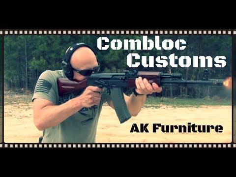 Combloc Customs AK Furniture