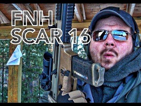 FN SCAR 16