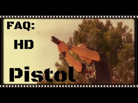 Glock 35 - Home Defense Pistol