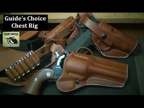 Guides Choice Chest Holster
