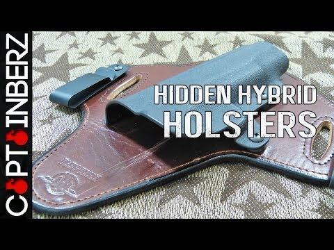 Hidden Hybrid Holsters Standard Holster