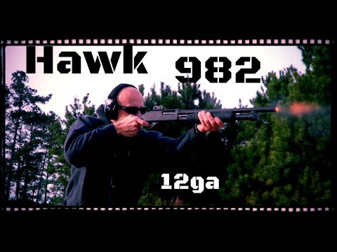 IAC Hawk 982 Shotgun