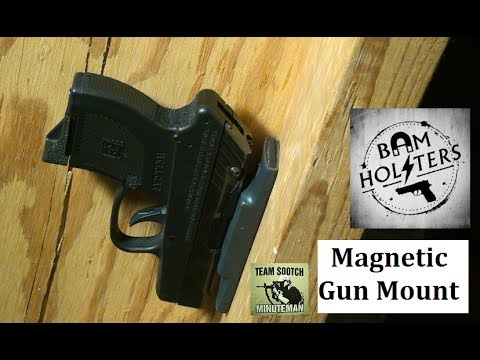 Magnetic Gun Mounts