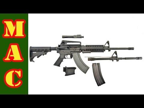 MGI MARCK 15-Hydra Multi-Caliber Rifle