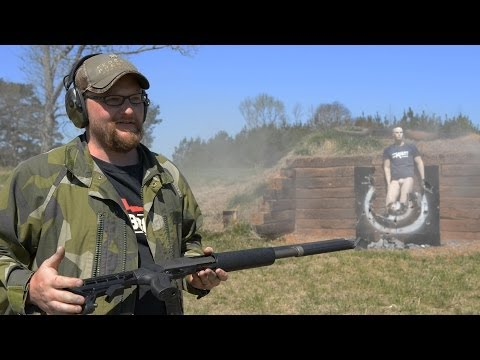 Remington 870 Buckshot and Slug Demo
