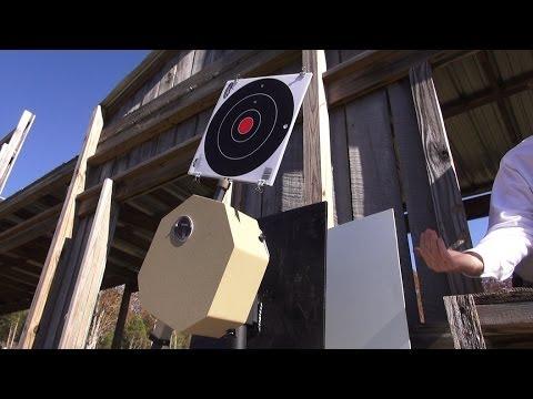 Robotic Target System