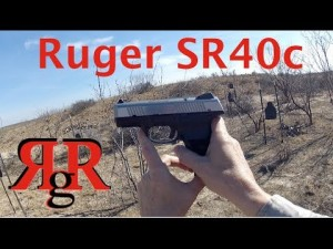 Ruger SR40c Pistol Review