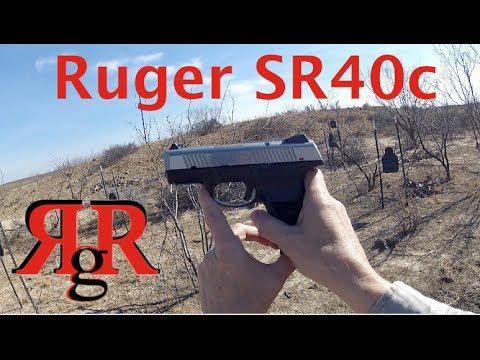 Ruger SR40c Pistol Review