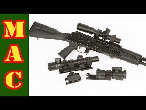 SabreWerks KOP – Kalashnikov Optics Platform