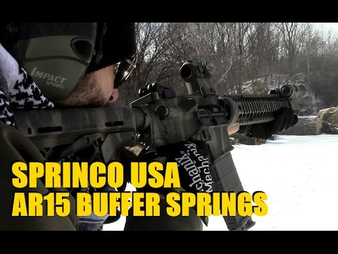 Sprinco USA AR-15 Buffer Springs