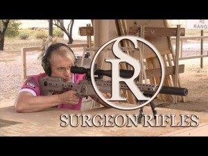Surgeon CSR – Concealable Sniper Rifle