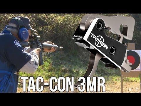 Tac-Con 3MR AR-15 Trigger