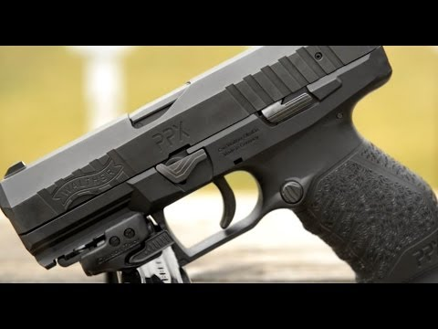 Walther PPX 9mm Pistol