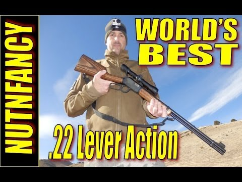 Winchester 94/22 .22 Lever Gun