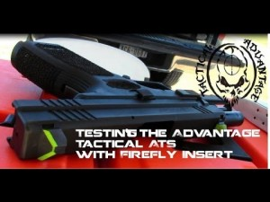 Advantage Tactical Sights with Firefly Insert