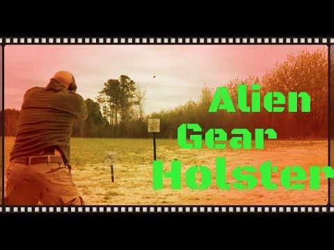 Alien Gear Holsters Review
