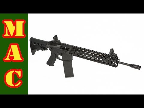 AR-15 Range Day