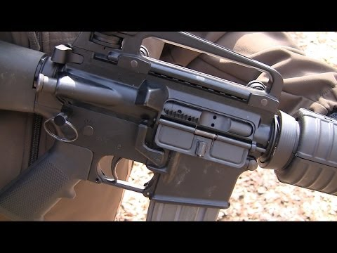 ARMagLock – AR-15 Fixed Magazine Lock and Release Solution