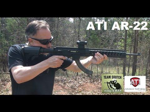 ATI AR-22 Stock
