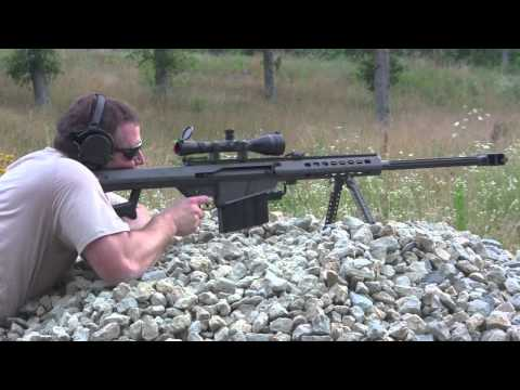 Barrett M107A1 50 Caliber Rifle