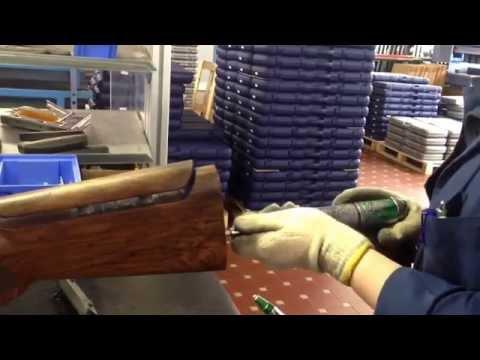 Beretta 692 Balancing Process