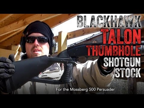Blackhawk Talon Thumbhole Shotgun Stock