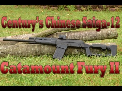 Catamount Fury II Shotgun