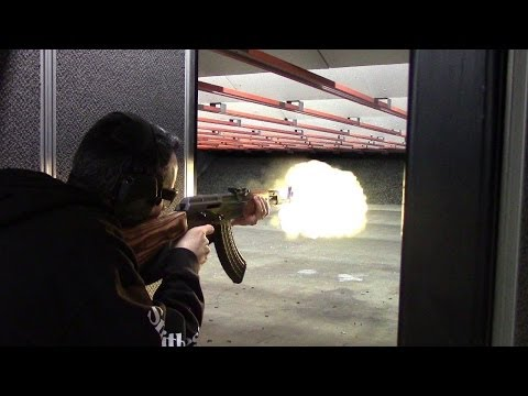 Centurion 39 AK Function Test