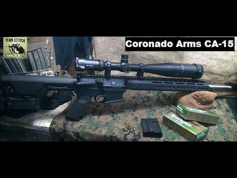 Coronado Arms CA-15 Rifle 6.8 SPC