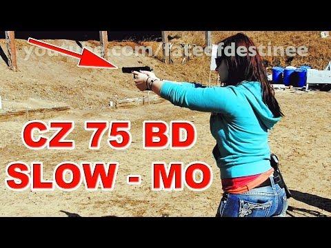 CZ75 BD Pistol