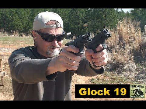 Glock 19 Pistol Review
