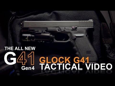 Glock 41 Tactical