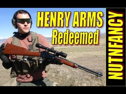 Henry Arms .22 Lever Carbine