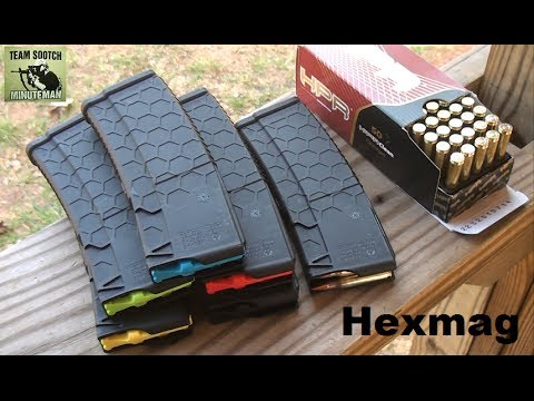 Hexmag HX30-AR Magazines