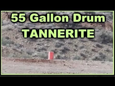 Huge Tannerite Explosion