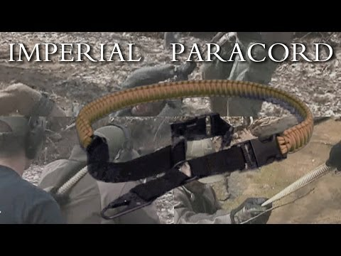 Imperial Paracord Rifle Sling